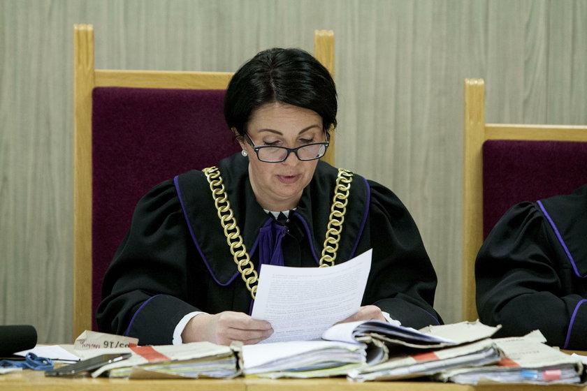 Sędzia Sądu Okręgowego w Rybniku, Edyta Pachla