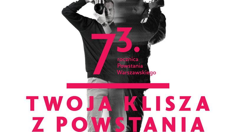 """Gra miejska - """"Twoja klisza z Powstania"""""""