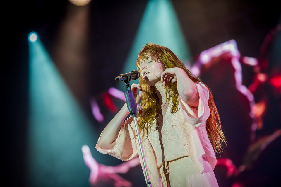 Orange Warsaw Festival 2018: Florence and the Machine