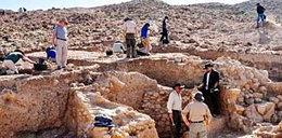 Archeolodzy odkopali biblijną Sodomę