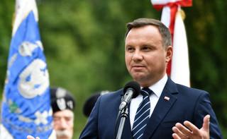 Duda na obchodach Porozumień Sierpniowych: W SN wciąż są sędziowie, którzy skazywali działaczy podziemia