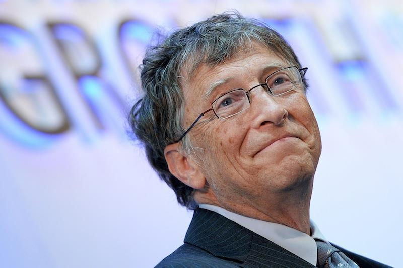 "Bill Gates, założyciel Microsoftu - ""Business Adventures"" John Brooks"