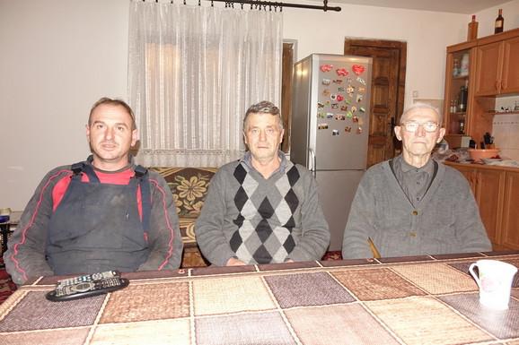 Hranislav Stojanović između dva prizetka