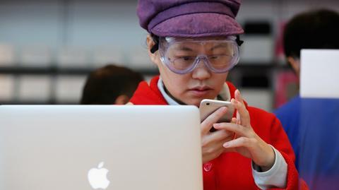 """Apple ugiął się przed chińskimi władzami i zablokował aplikację """"New York Timesa"""" w lokalnej wersji App Store"""