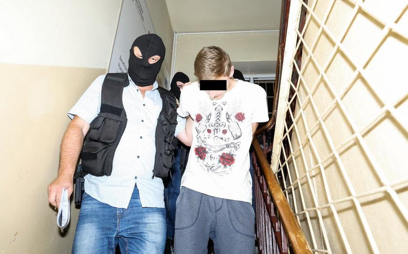 Zamknęli 2-letniego Kacperka w pralce. Jest akt oskarżenia
