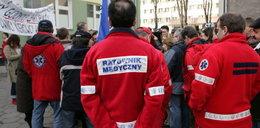 Dziś protest ratowników medycznych. Ratownicy Falck się nie dołączą