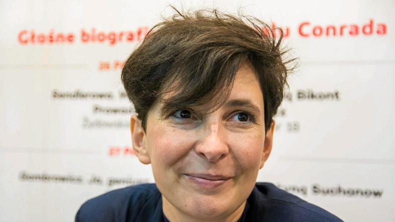 Klementyna Suchanow Fot. Adrianna Bochenek / Agencja Gazeta