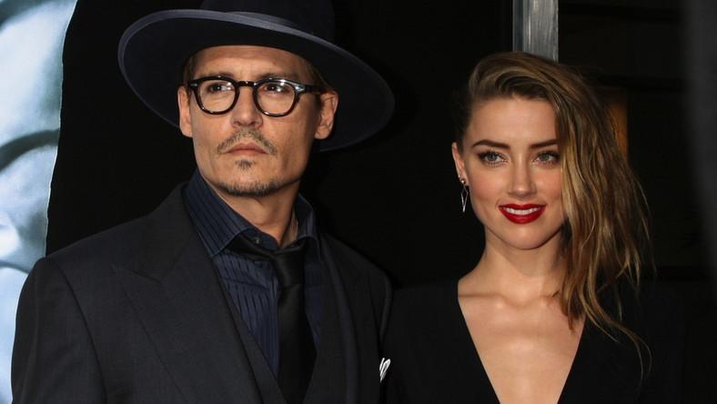Podwójny ślub Johnny'ego Deppa i Amber Heard