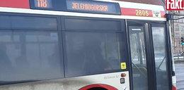 Fuj! Takie autobusy wożą nas w weekend