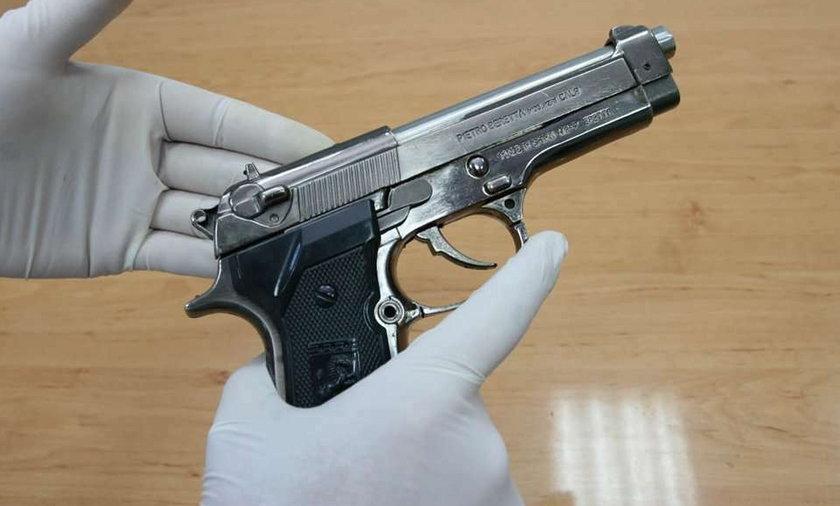 6-latek przyniósł broń do szkoły, są ranni
