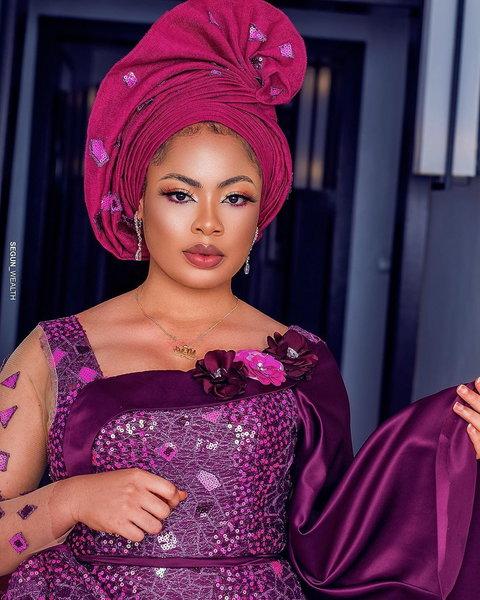 Former Big Brother Naija contestant, Nina Chinonso Onyenobi has lost her dad. [Instagram/NinaIvy]