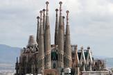 La Sagrada Familia, Barselona, Španija