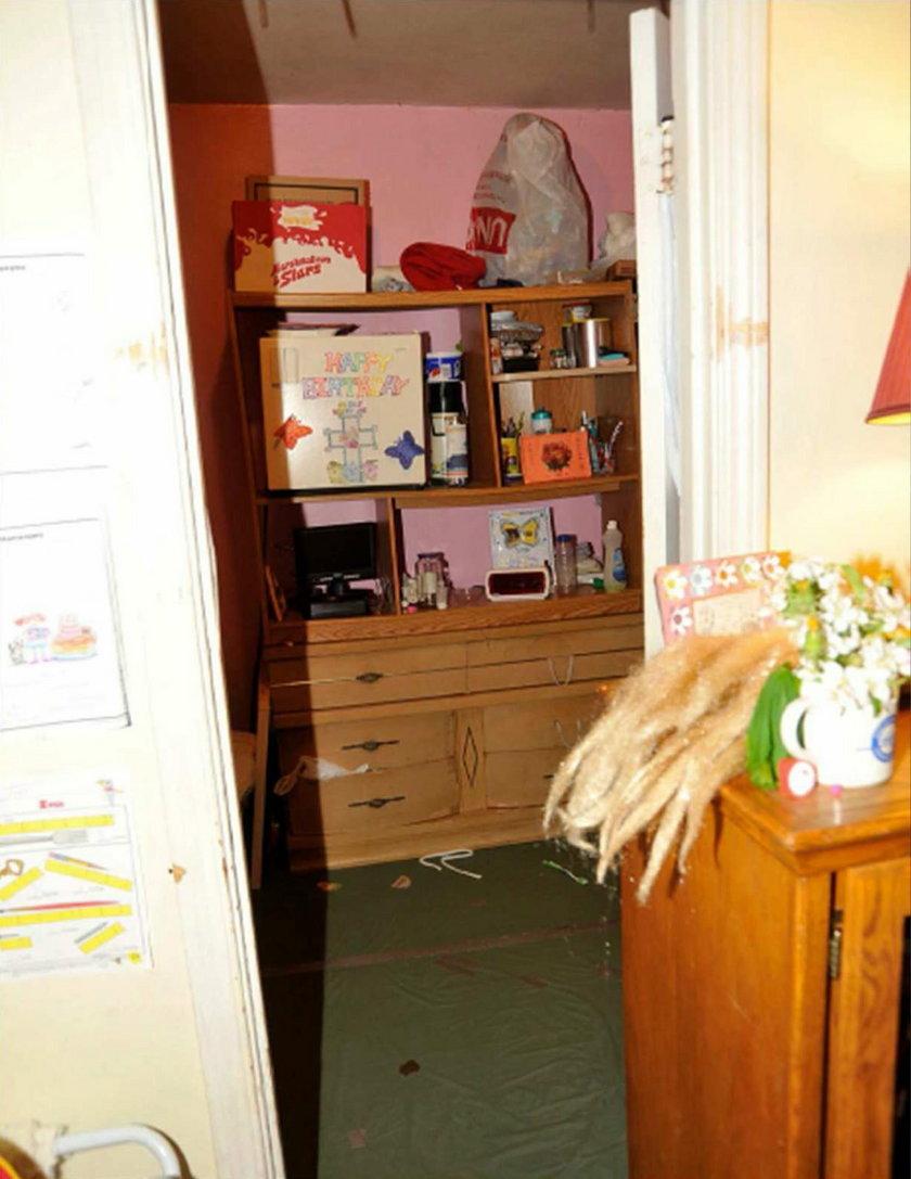 Pokój w domu Ariela Castro
