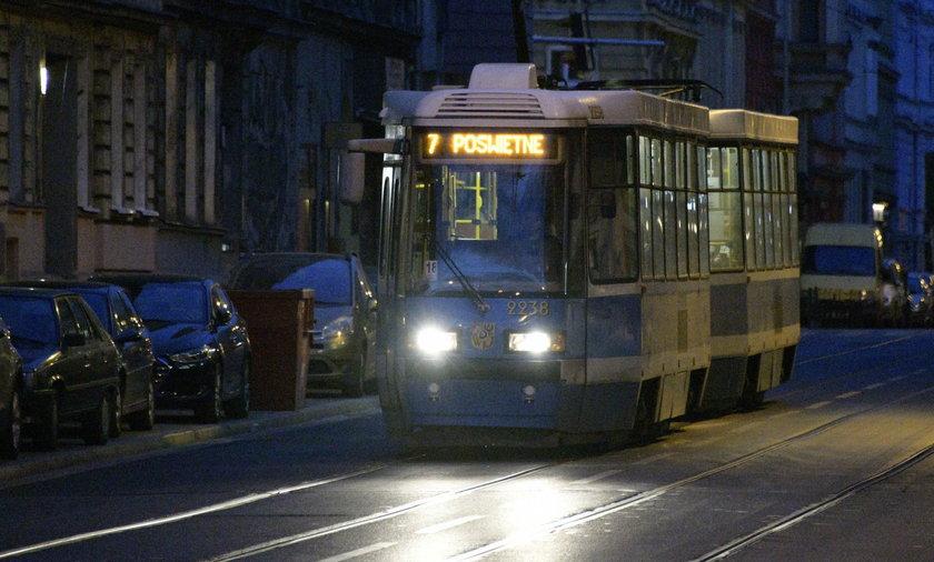 Tragedia we Wrocławiu. Kobieta zginęła pod kołami tramwaju
