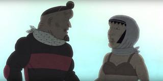 """Grand Prix festiwalu Animator dla Igora Kovalyova za film """"Before love"""""""