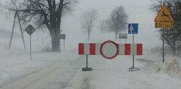 Śnieżna zamieć odcięła Pielgrzymkę od świata