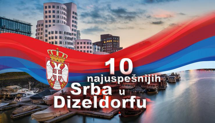 Najuspešniji Srbi u Diseldorfu