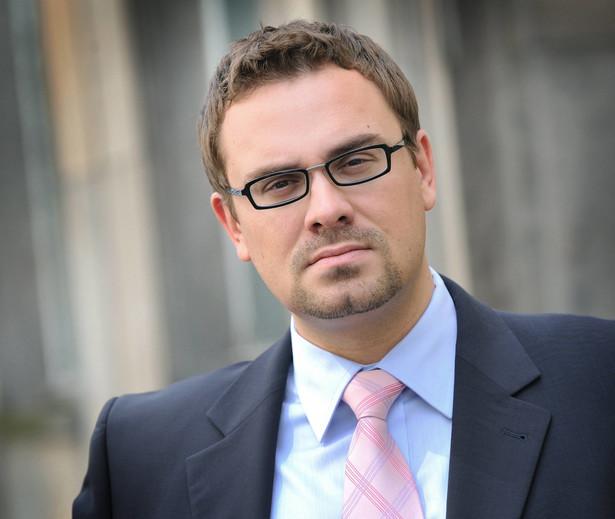 Zdzisław Patryk Galicki, radca prawny w kancelarii Bird & Bird