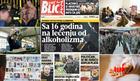 """""""EuroBlic"""" za 15.12. ISPIJENA REKA ALKOHOLA U Srpskoj vino baš i ne vole, ali se ne štedi na """"žesti"""" i pivu"""