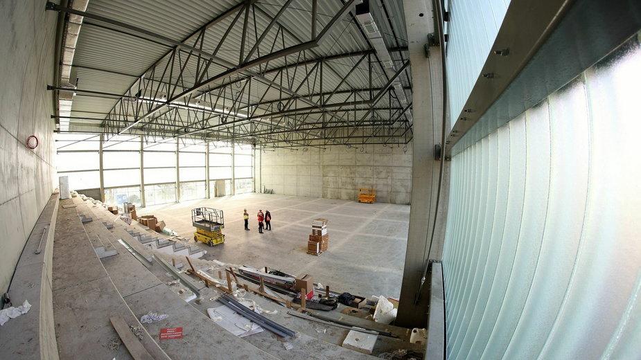 Budowa  Centrum Edukacji Zawodowej i Biznesu w Gorzowie