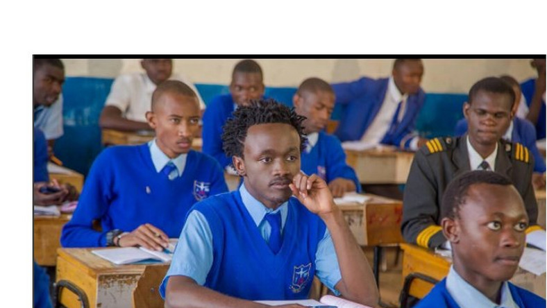 Eddy Kenzo Willy Paul forces Bahati to go back to school