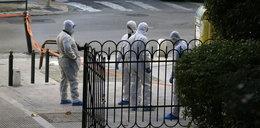 Groźny wybuch w centrum Aten. Ucierpiał policjant