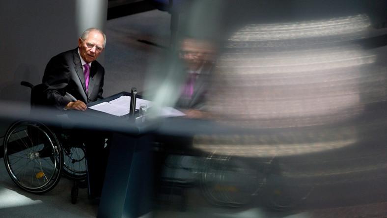 Schaeuble: Ostrożnie z europejskim nadzorem bankowym