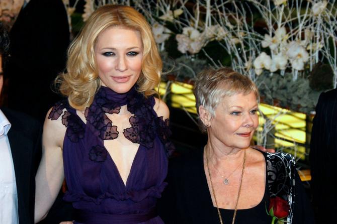 Kejt i Džudi blistale su u Berlinu 2007. godine na premijeri filma