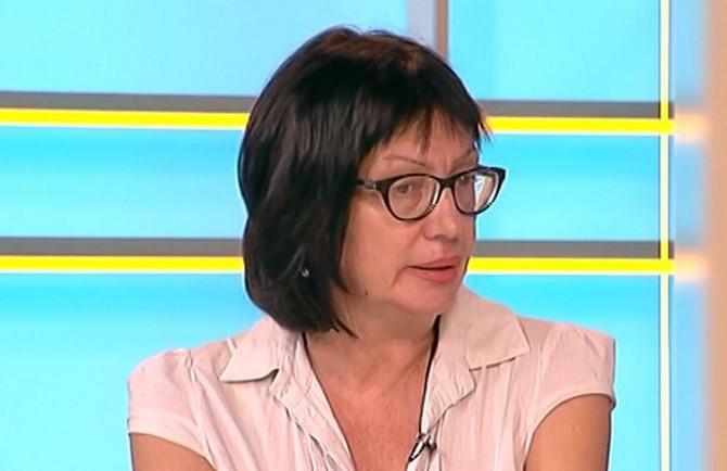 Direktorka škole, Maja Kostić