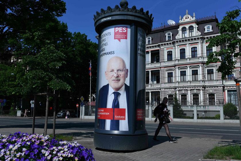 Holendrzy wybrali europosłów.
