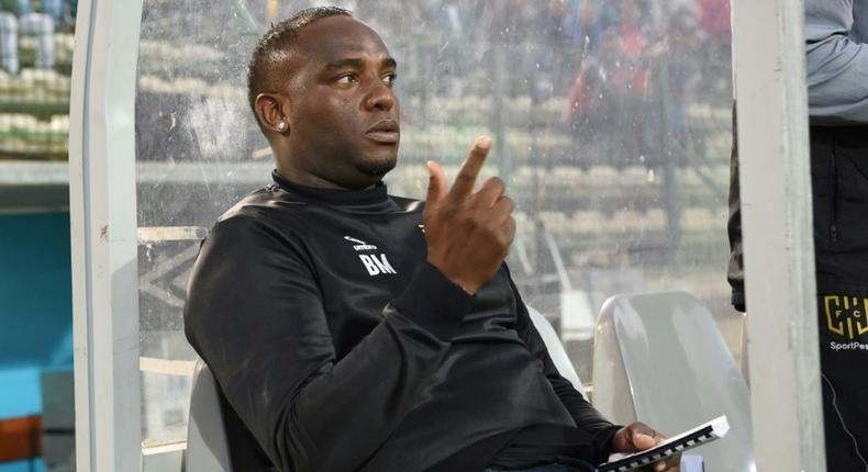 AmaZulu coach and former South Africa star Benni McCarthy came under fire for calling Malawi a jungle Creator: RODGER BOSCH