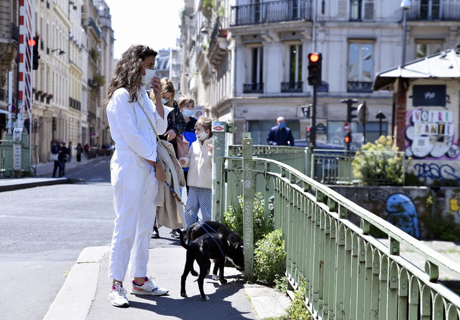 Pariz u maju