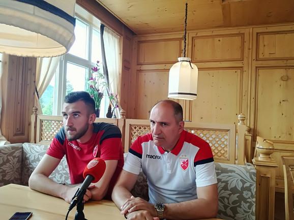 Nikola Vasiljević i Mitar Mrkela