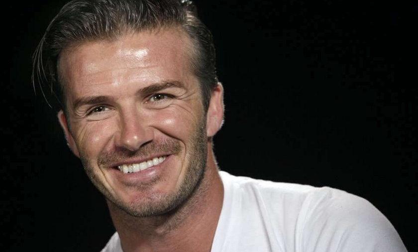 David Beckham zaczął łysieć!