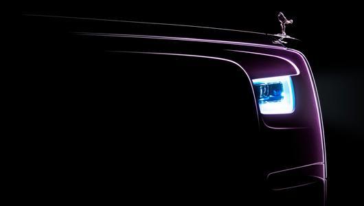 Premiera nowego Rolls-Royce Phantom w towarzystwie królowej