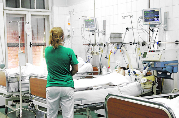 Najteži slučajevi na Infektivnoj klinici u Beogradu