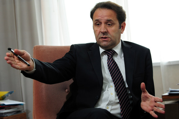 Rasim Ljajić, ministar trgovine