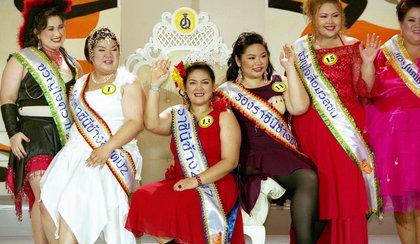 9 szokujących wyborów Miss