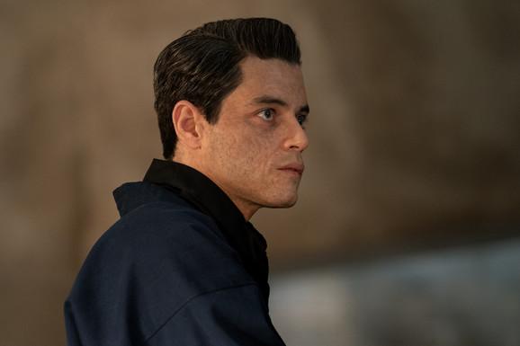 Rami Malek u novom filmu o Bondu