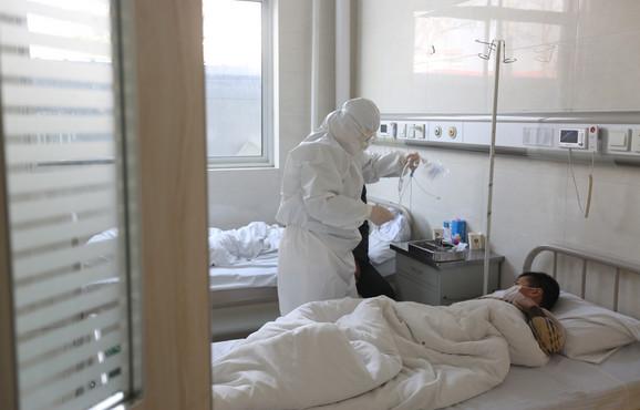 U punim bolnicama nije bilo slobodnih kreveta