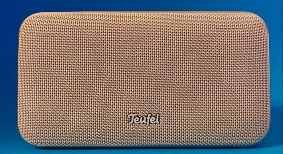 Teufel Motiv Go im Test: Stereo-Sound im Handtaschenformat