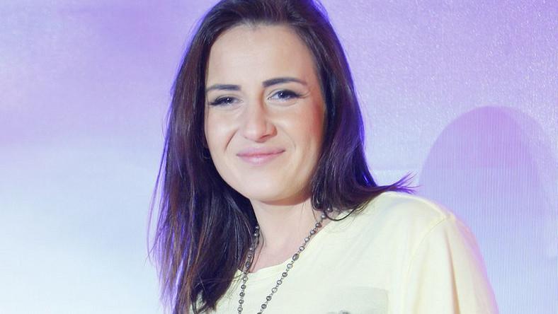 Kasia Wilk spadła ze sceny w czasie festiwalu w Opolu