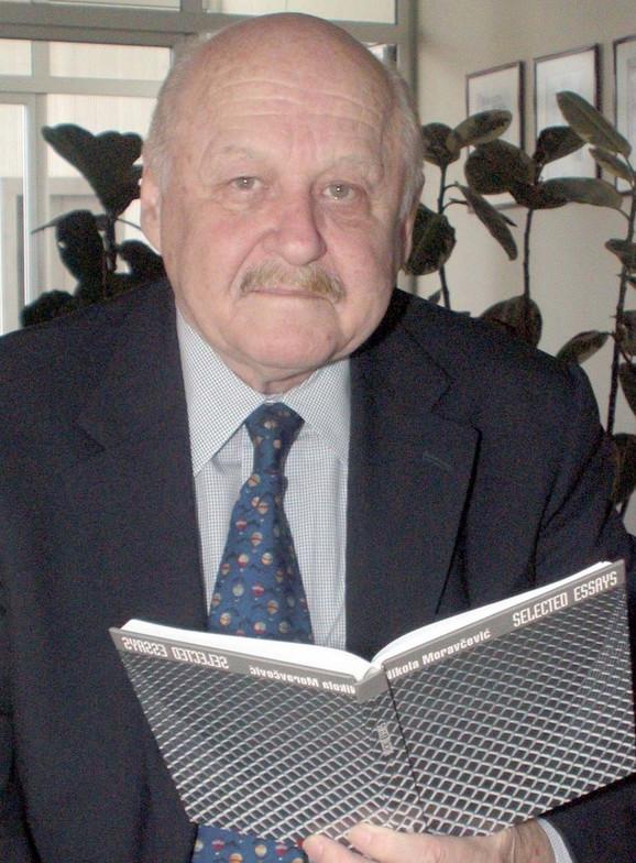 Nikola Moravčević