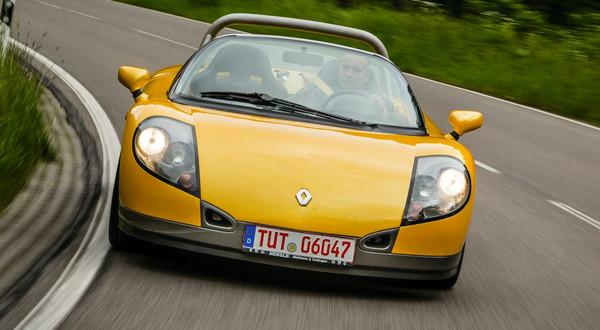 Renault Sport Spider - radość z prostoty