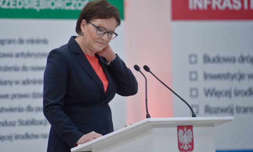 Tajny plan opozycjonistów w PO: Kopacz nie będzie szefem klubu