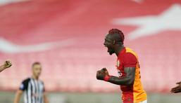 Mbaye Diagne sous les couleurs de Galatasaray (D1 Turquie)