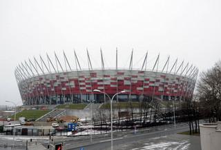 Odbędzie się impreza na otwarcie Stadionu Narodowego - straż pożarna dała zgodę