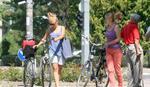 Bicikli na čak 46 lokacija na Novom Beogradu, a na Čukarici samo tri