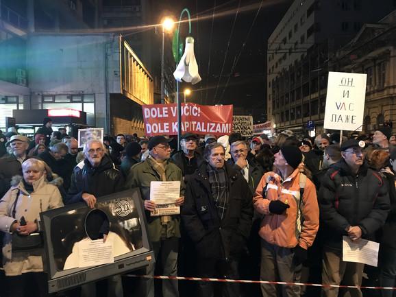 Protesti 01 foto V Zivojinovic