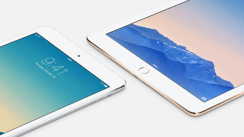 iPad Air 2 i iPad mini 3 już oficjalnie. Co oferują nowe tablety Apple?
